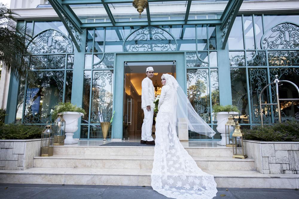 Weddings noor hotel make up nelimay wedding dress baidho photography numotret location grand entrance junglespirit Image collections